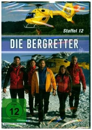 Die Bergretter Staffel 12, 2 DVD