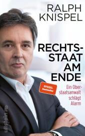 Rechtsstaat am Ende Cover