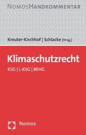 Klimaschutzrecht
