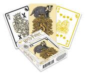 Harry Potter Hufflepuff (Spielkarten)