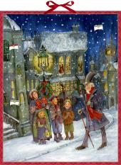 Zettelkalender - Die Weihnachtsgeschichte von Charles Dickens