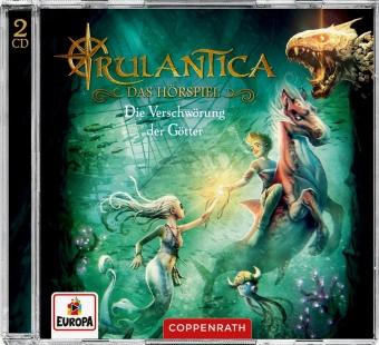 Rulantica - Die Verschwörung der Götter, 2 Audio-CDs