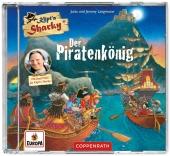 CD Hörspiel: Käpt'n Sharky - Der Piratenkönig, Audio-CD Cover