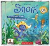 CD Hörspiel: Snorri (CD 1), Audio-CD