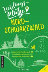 Lieblingsplätze Nordschwarzwald Cover