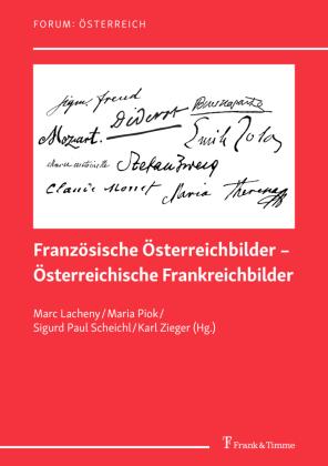 Französische Österreichbilder - Österreichische Frankreichbilder