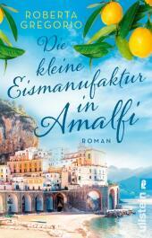 Die kleine Eismanufaktur in Amalfi