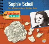 Abenteuer & Wissen: Sophie Scholl, Audio-CD