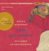 Vom Aufstehen, 1 Audio-CD, Cover