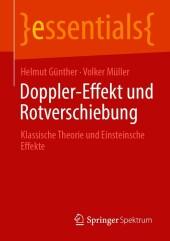 Doppler-Effekt und Rotverschiebung