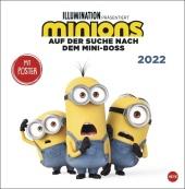 Minions Broschur2022