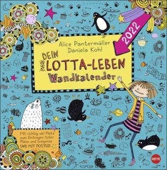 Lotta-Leben Broschurkalender 2022