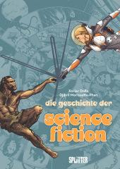 Die Geschichte der Science-Fiction (Graphic Novel) Cover