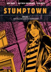 Stumptown - Der Fall des Babys im Samtkoffer Cover