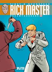 Rick Master Gesamtausgabe. Band 25