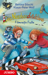 Die Nordseedetektive. Filmreife Falle Cover