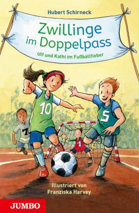 Zwillinge im Doppelpass. Ulf und Kathi im Fußballfieber