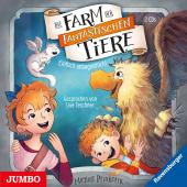 Die Farm der fantastischen Tiere. Einfach unbegreiflich!, 2 Audio-CD Cover