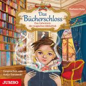 Das Bücherschloss - Das Geheimnis der magischen Bibliothek Cover