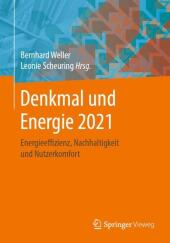 Denkmal und Energie 2021