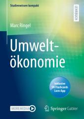Umweltökonomie, m. 1 Buch, m. 1 E-Book