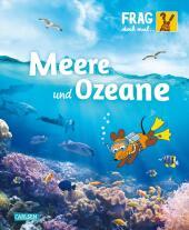 Frag doch mal ... die Maus!: Meere und Ozeane Cover