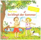 Hör mal (Soundbuch): So klingt der Sommer
