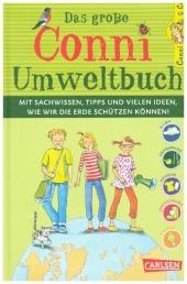Conni & Co - Das große Conni-Umweltbuch Cover