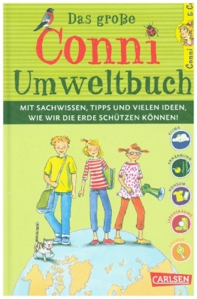 Conni & Co - Das große Conni-Umweltbuch, Abteilung II. Band 3