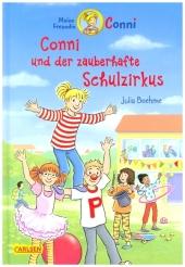 Conni-Erzählbände 37: Conni und der zauberhafte Schulzirkus Cover