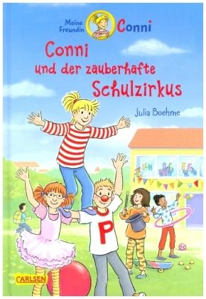 Meine Freundin Conni, Conni und der zauberhafte Schulzirkus
