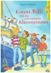 Conni & Co - Conni, Billi und das schwimmende Klassenzimmer Cover