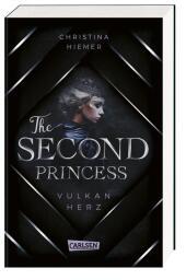The Second Princess. Vulkanherz