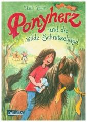 Ponyherz 17: Ponyherz und die wilde Schnitzeljagd Cover