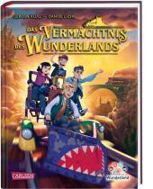 Das Vermächtnis des Wunderlands (Abenteuer Miniatur Wunderland 1) Cover