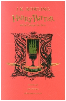 Harry Potter et la Coupe de Feu - Gryffindor Edition