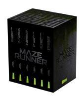 Maze-Runner-Schuber (6 Bände im Taschenbuch-Schuber inklusive Bonusband mit »Crank Palace« und »Die Geheimakten«), 6 Tei