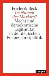 Im Namen des Marktes?