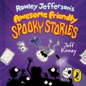 Rowley Jefferson's Awesome Friendly Spooky Stories, 2 Audio-CDs