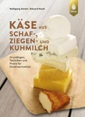 Käse aus Schaf-, Ziegen- und Kuhmilch
