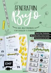 Generation BuJo - Das Anleitungsbuch für Schüler und Studenten