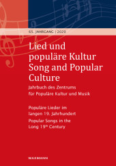 Lied und populäre Kultur / Song and Popular Culture 65/2020