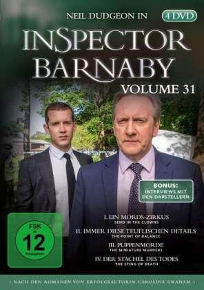 Inspector Barnaby, 4 DVD