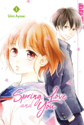 Spring, Love and You Cover