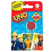 UNO Junior Feuerwehrmann Sam (Kinderspiel)