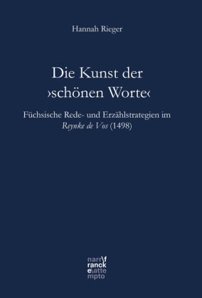 Rieger, Hannah: Die Kunst der 'schönen Worte'