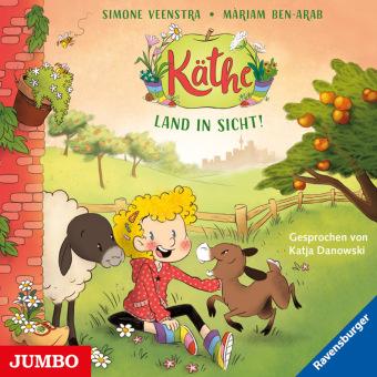 Käthe - Land in Sicht!, 1 Audio-CD