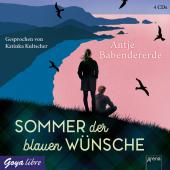 Sommer der blauen Wünsche, 4 Audio-CD Cover