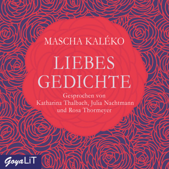 Liebesgedichte, 1 Audio-CD