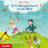 Die Frühlingsfee kommt mit dem Wind., 1 Audio-CD